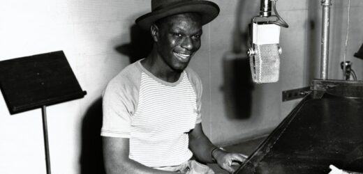 The Jazz King: Nat King Cole